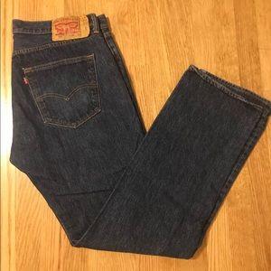 Vintage Levi's Jeans (Straight Fit)